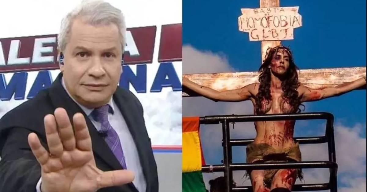 """""""Continuo defendendo Jesus"""", declara Sikêra Jr. após ser condenado"""