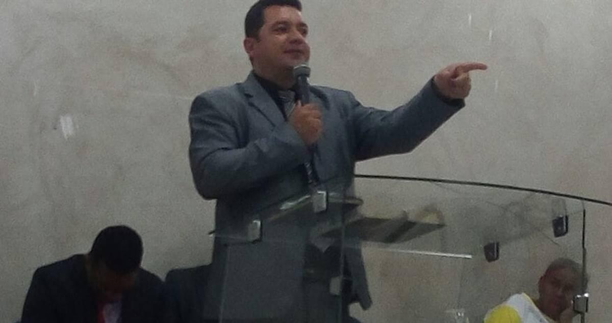 pastor Borges de Moraes Camargo (Reprodução)