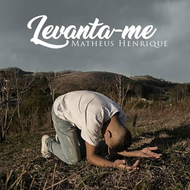Capa do novo single de Matheus Henrique