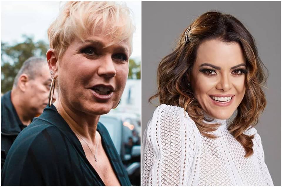 """Xuxa """"detona"""" Ana Paula Valadão, e diz que a cantora gospel não ama a Deus"""