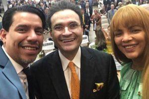 Anderson do Carmo, Samuel Ferreira e Flordelis