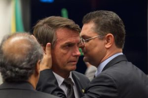Bolsonaro e Sóstenes Cavalcante