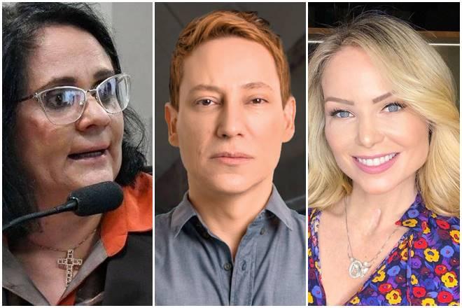 Damares Alves mandou investigar Felipe Heiderich e Bianca Toledo, diz jornalista