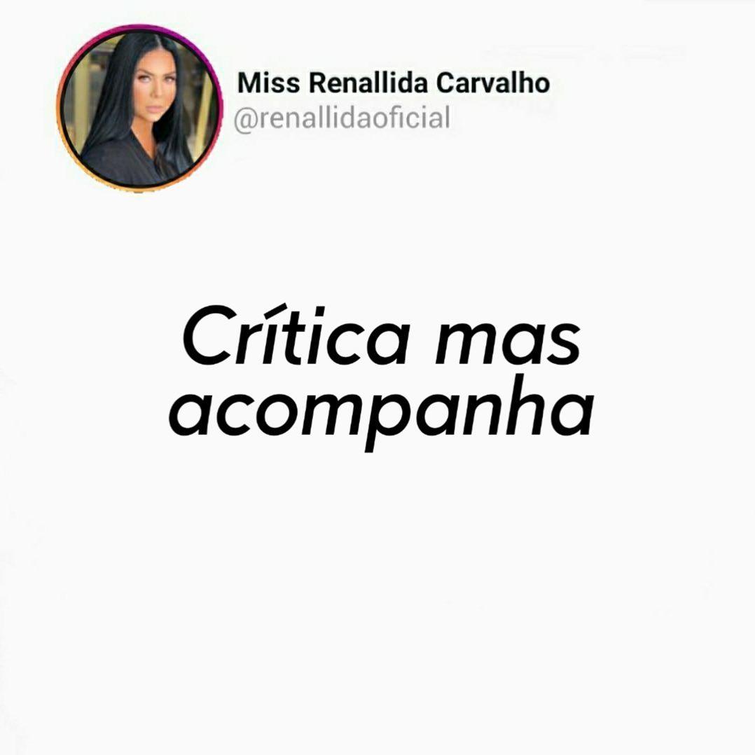 Missionária Renalida Carvalho