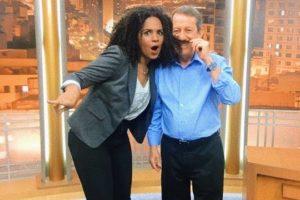 Sarah Bia e RR Soares