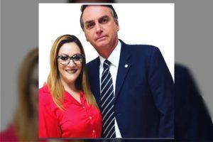 Pastora Priscila e Bolsonaro