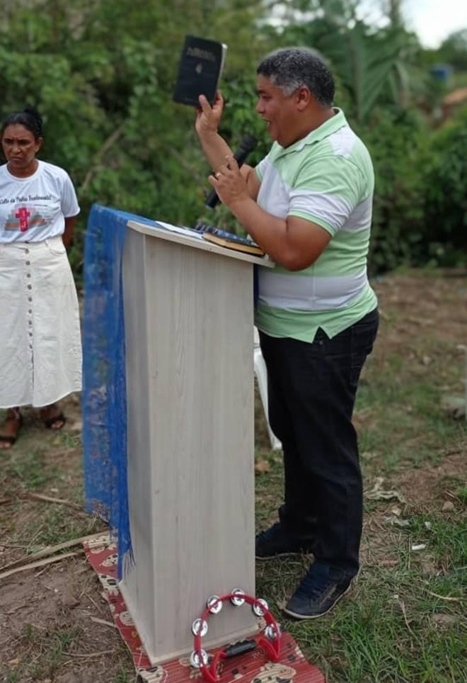 Pastor Fabio Leite