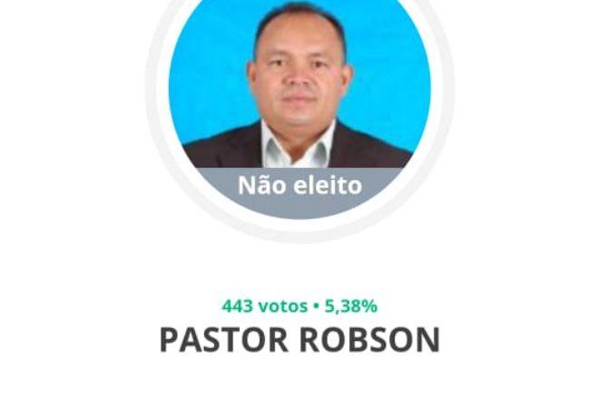 """Pastor da Assembleia de Deus perde eleição e fiel desabafa: """"Crentes safados!"""""""