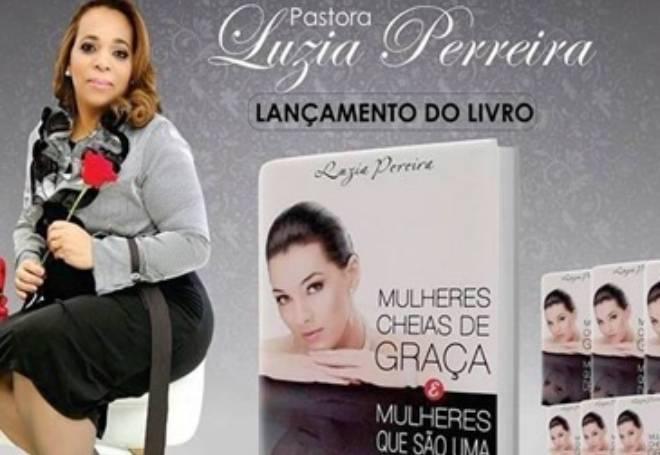 Pastora Luzia Pereira é eleita a melhor escritora brasileira na Europa