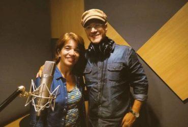 Sergio Lopes e Adriana Marques