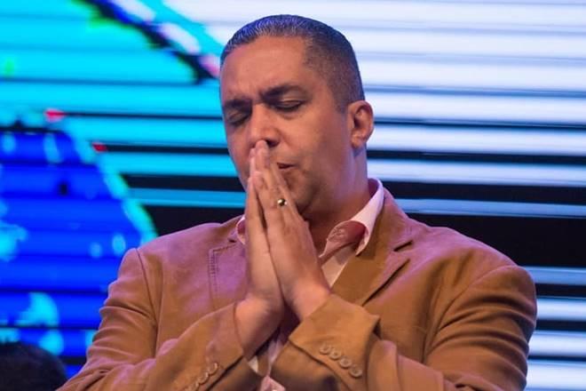 Após cirurgia, Waguinho posta nota sobre seu estado de saúde