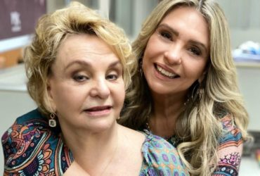 Yvelise de Oliveira e Marina de Oliveira