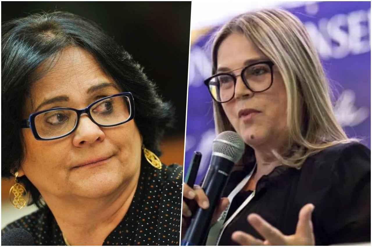Qual é a treta entre Damares Alves e Marisa Lobo?