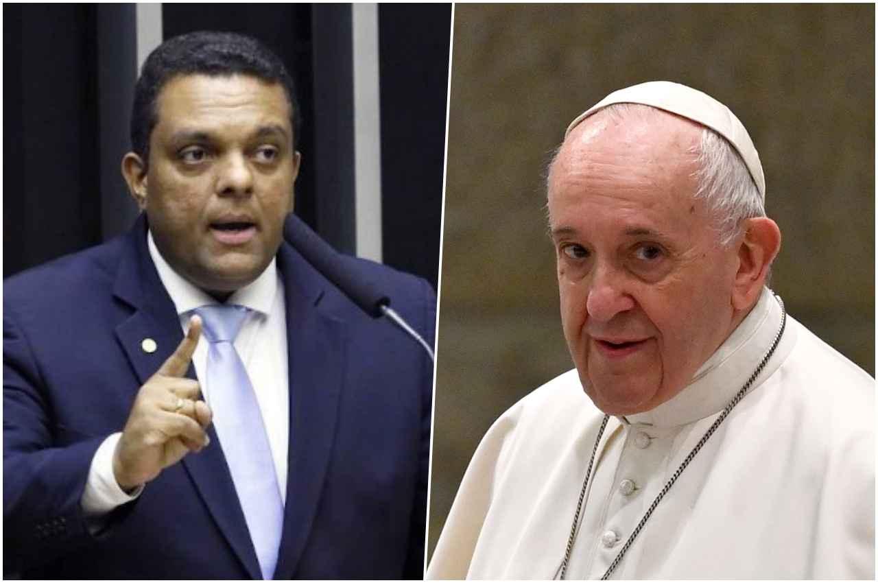 """Otoni de Paula: """"Francisco é a maior farsa religiosa da história"""""""