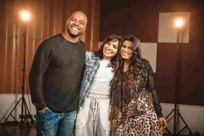 Saiba como ouvir o pré-save do novo single de Eyshila, Wesley Santos e Damares