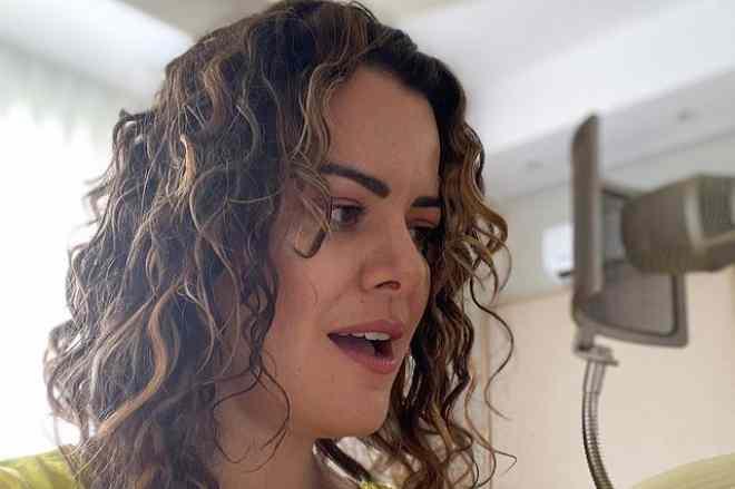 Ana Paula Valadão se emociona com a retrospectiva DT 2020