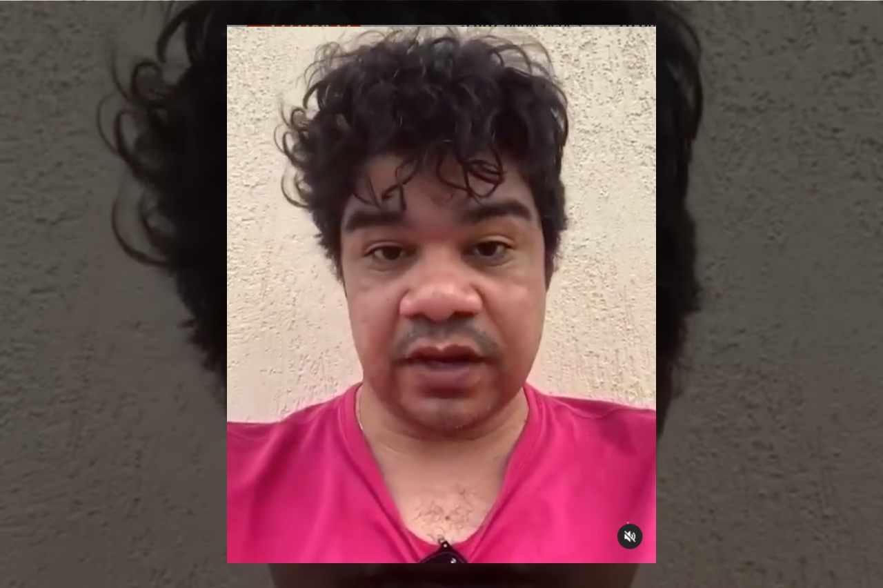 """Samuel Mariano sobre Manaus; """"Eu não tenho cilindro pra dar a ninguém não!"""