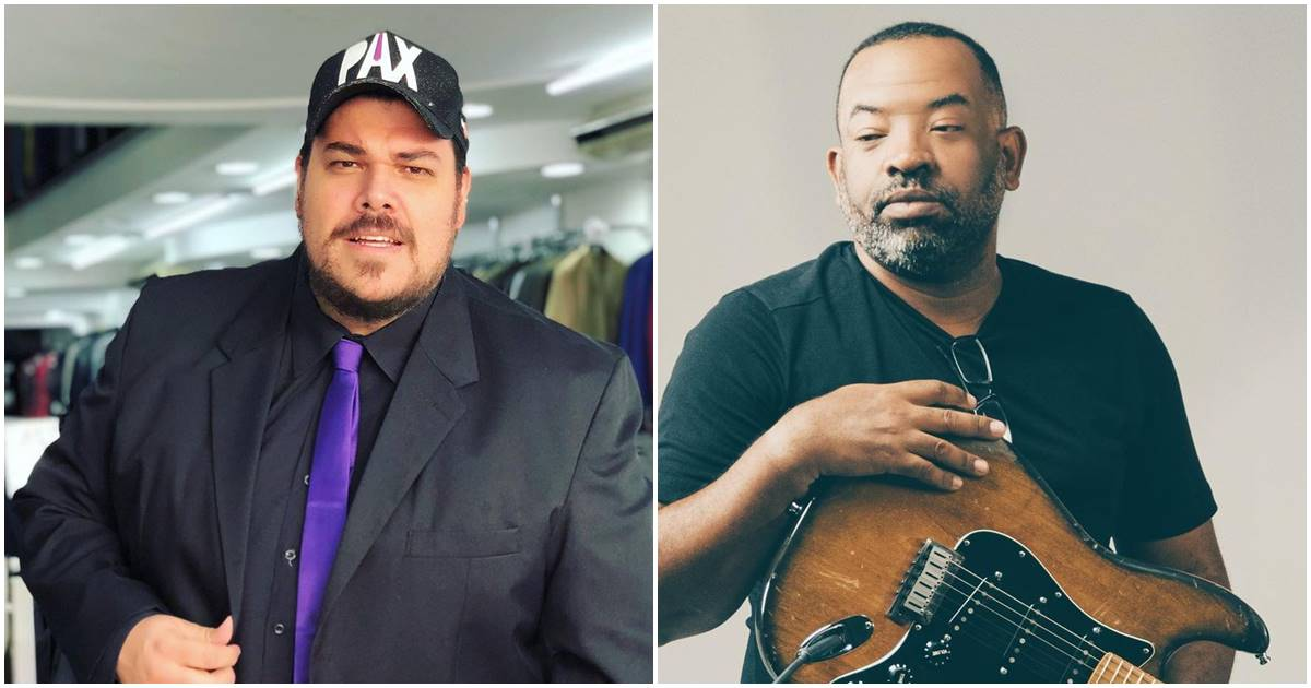 Luiz Arcanjo e Daniel Araújo se estranham nas redes sociais