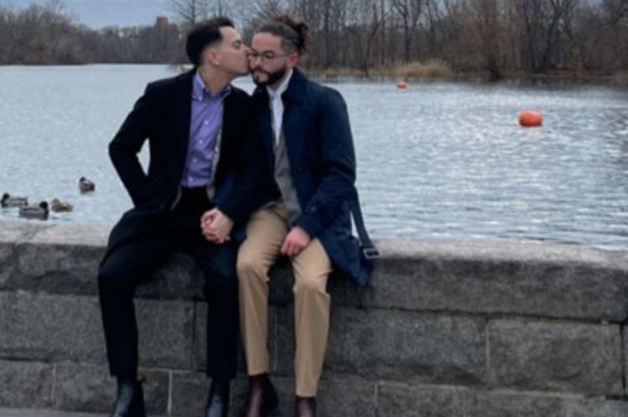 Filho de Eyshila posta foto com o namorado e choca evangélicos