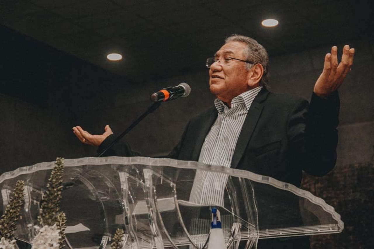 Pastor Antonio Dionizio