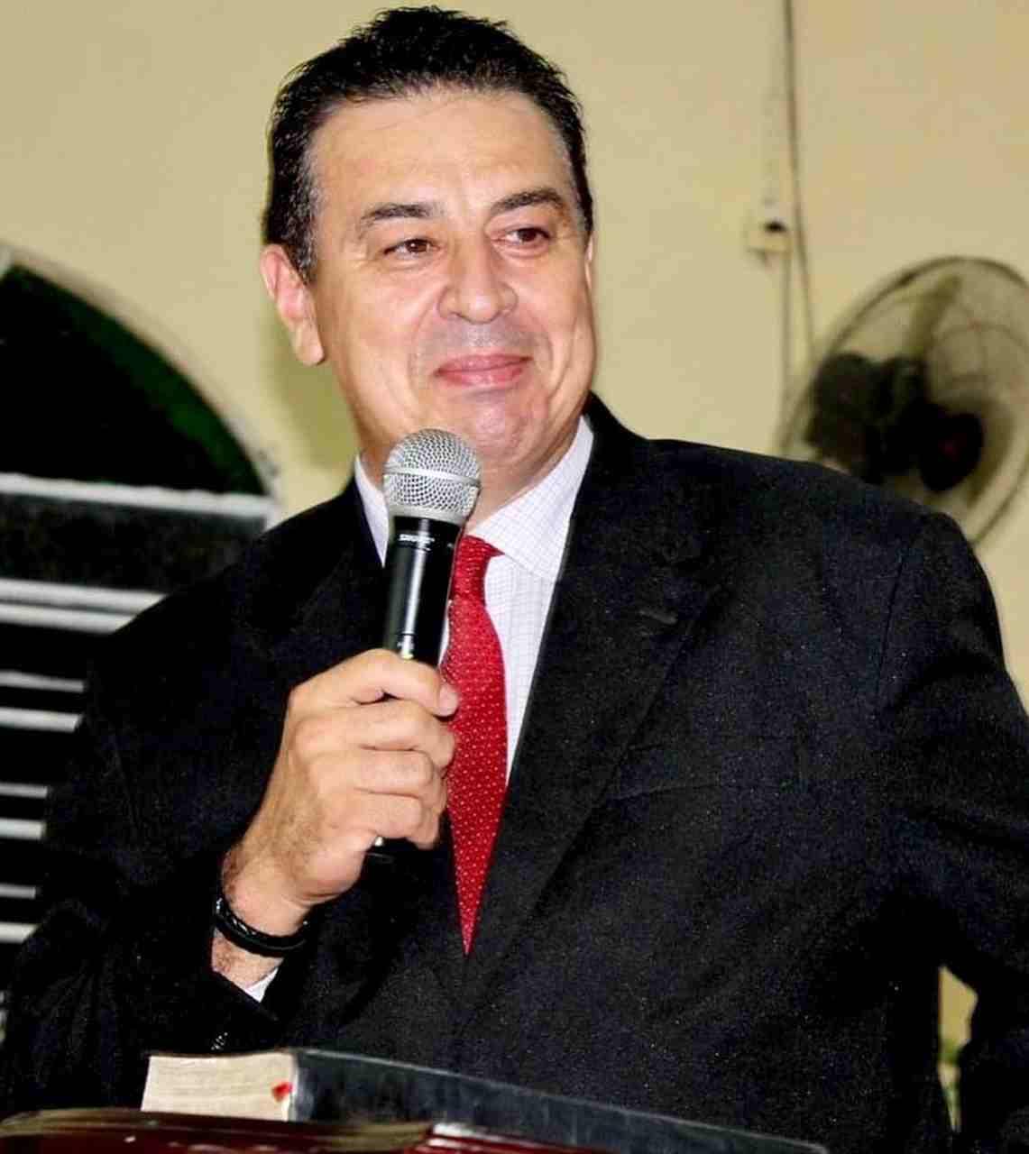 Pastor Cláudio Rogério dos Santos