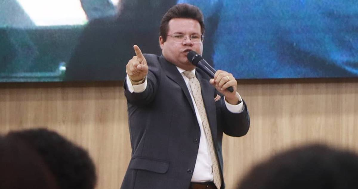 Pastor Jacques Balbino esclarece polêmica envolvendo AD Brás Alagoas