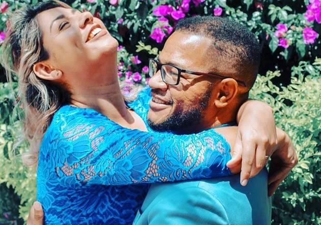 Oito meses após morte de Fabiana Anastácio, viúvo se casa novamente