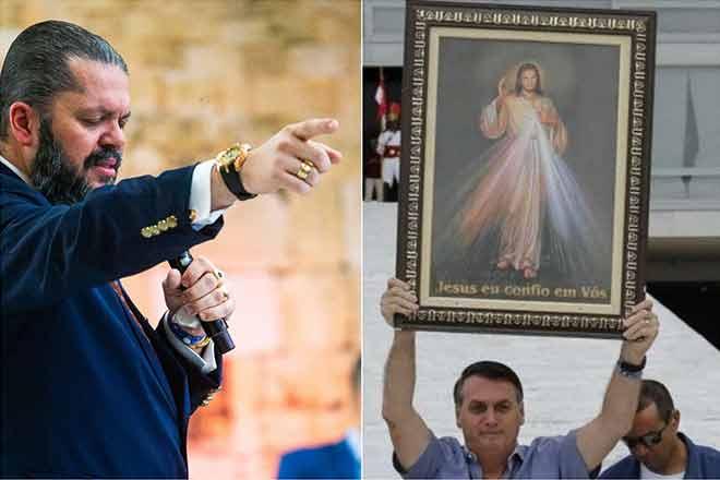 Agenor Duque diz que jejum de Bolsonaro foi uma farsa