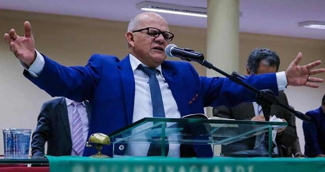 Presidente da AD Campina Grande está na UTI com 75% do pulmão comprometido