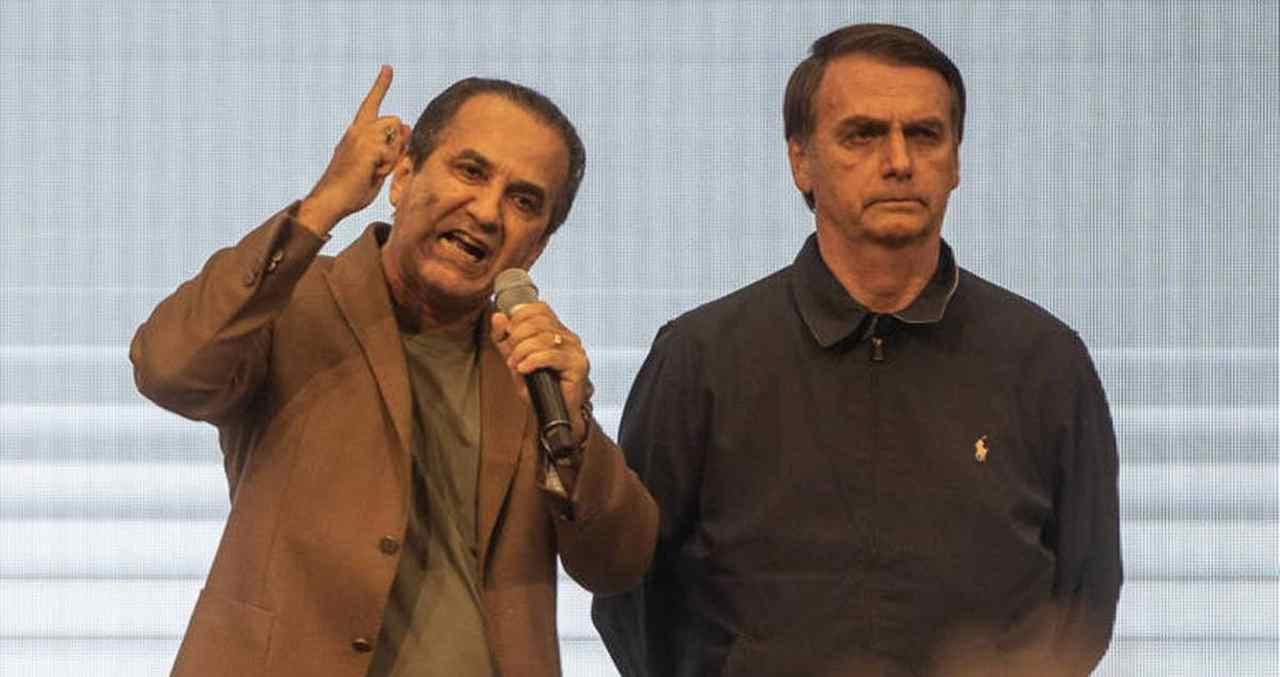 Silas Malafaia pede para Bolsonaro convocar as Forças Armadas