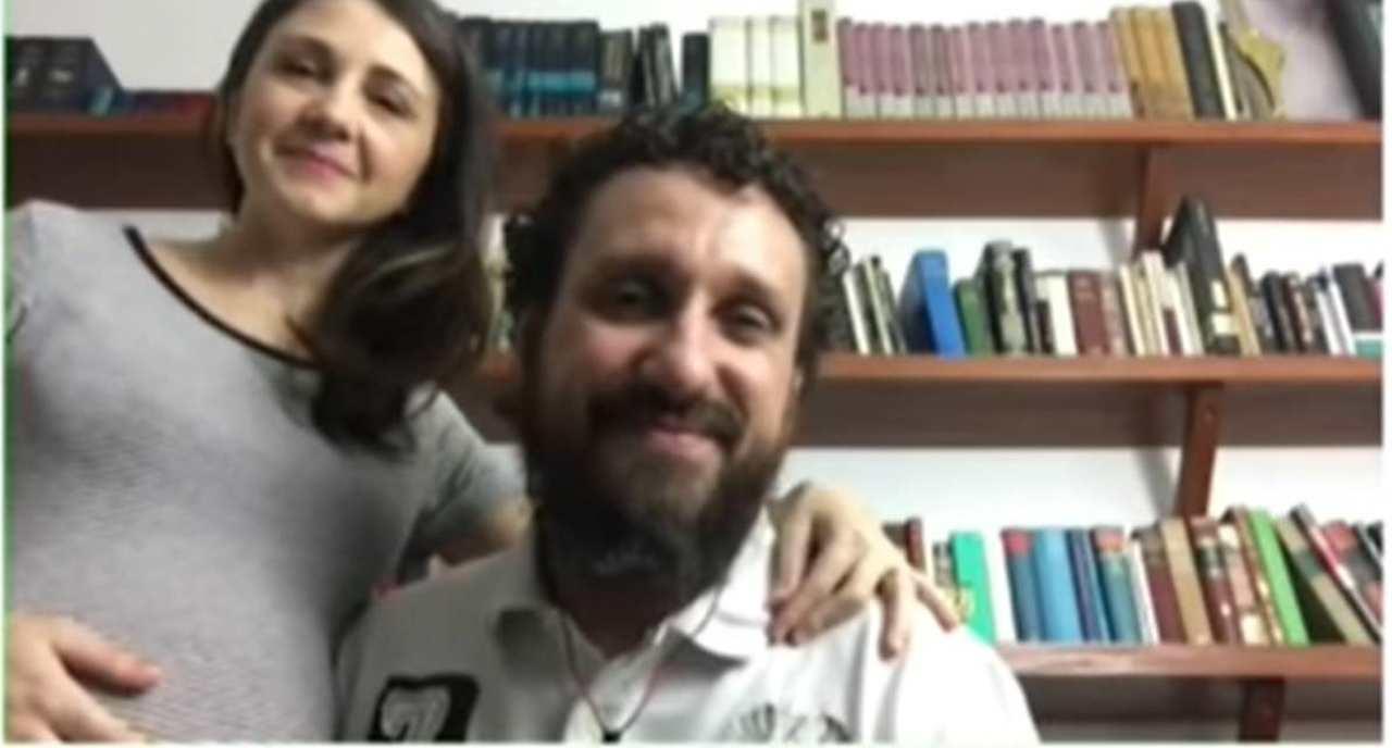 Cantor gospel Leonardo Gonçalves será pai pela primeira vez