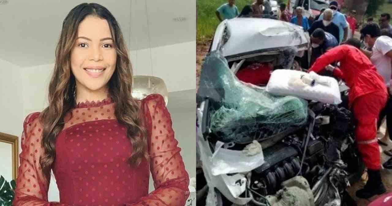 Amanda Wanessa dirigia a 130 km/h quando sofreu acidente, diz perícia