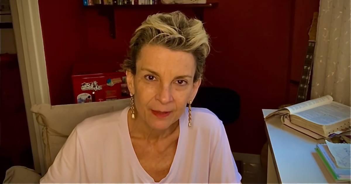 Ludmila Ferber suspende tratamento contra o câncer após ineficácia