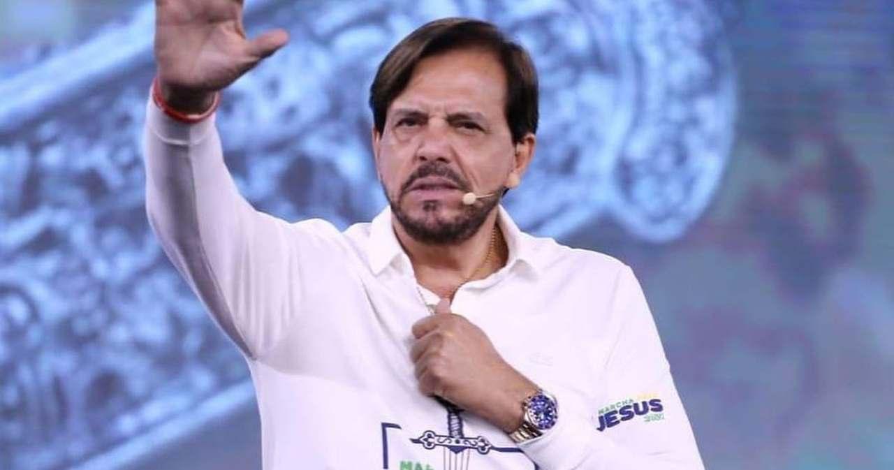 """Vivemos a república do ódio"", diz apóstolo bolsonarista Estevam Hernandes"