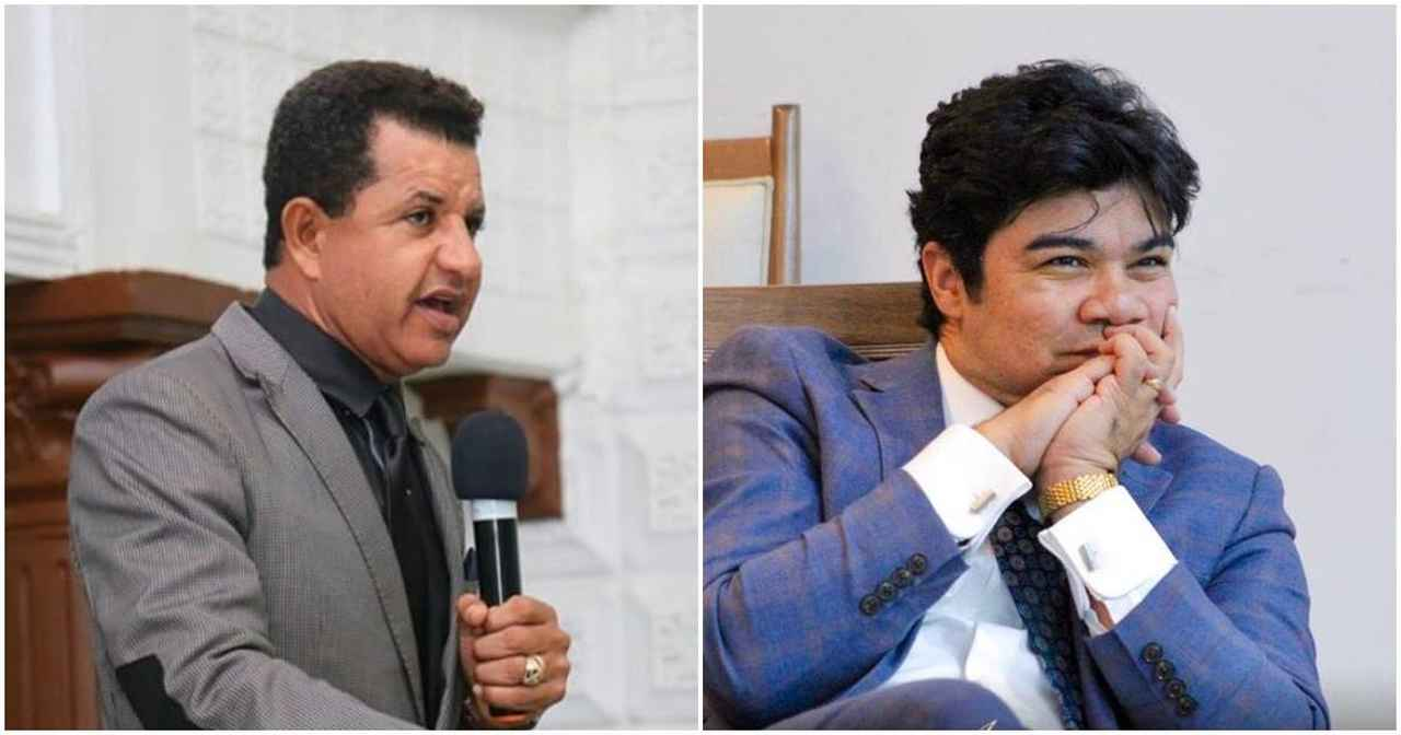 Abílio Santana sai em defesa do cantor gospel Samuel Mariano