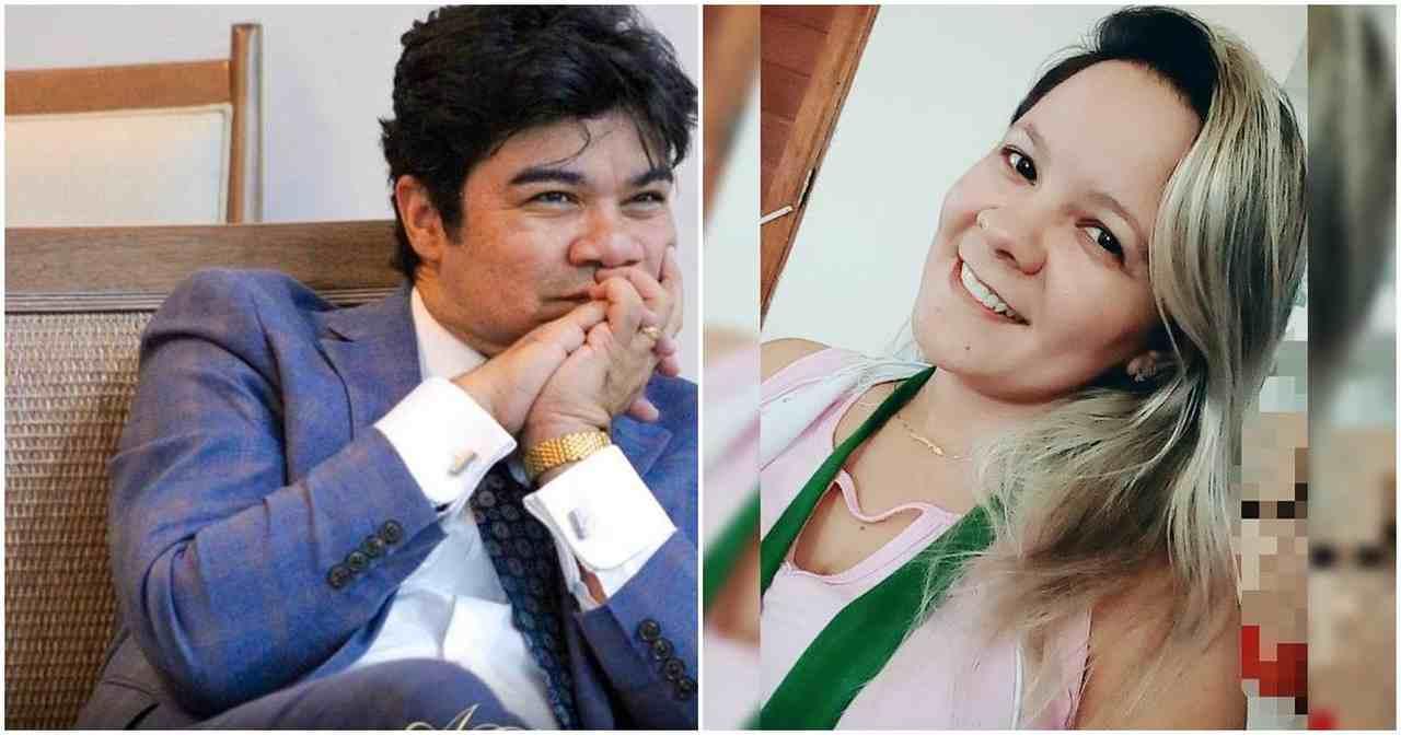 Monalisa disse à polícia que Samuel Mariano fez 5 chamadas de vídeo se masturbando