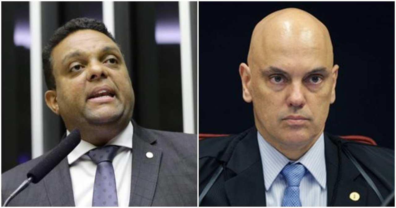 Justiça condena Otoni de Paula a indenizar Alexandre de Moraes