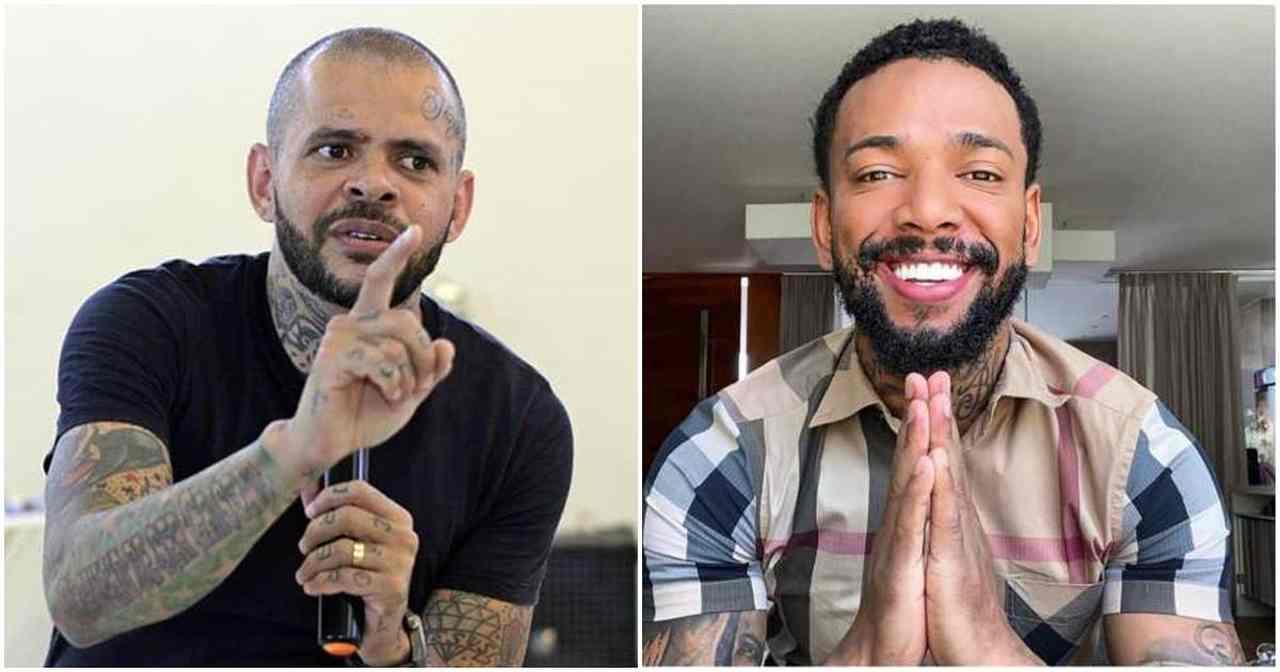 """""""Representa uma geração de homens fúteis"""", diz Anderson Silva sobre Nego do Borel"""