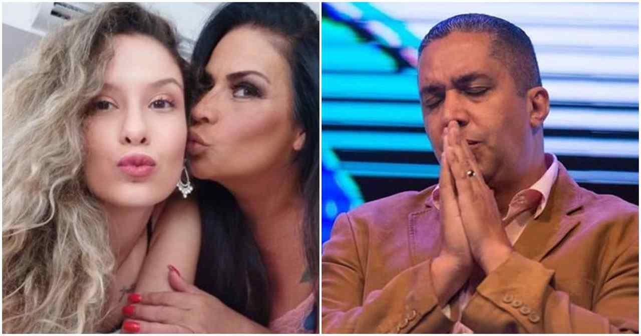 Filha do cantor gospel Waguinho diz que ele é ausente e atrasa pensão