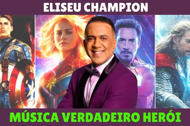 Eliseu Champion lança clipe de Verdadeiro Herói