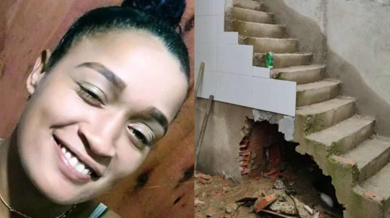 Pedreiro mata jovem evangélica e concreta corpo na parede